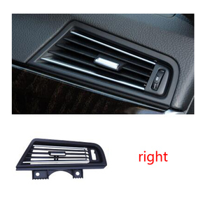 Image 4 - LHD Front Row Wind Left Center Right Air Conditioning Vent Grill Outlet Panel With Chrome Plate For BMW 5 Series F10 F18