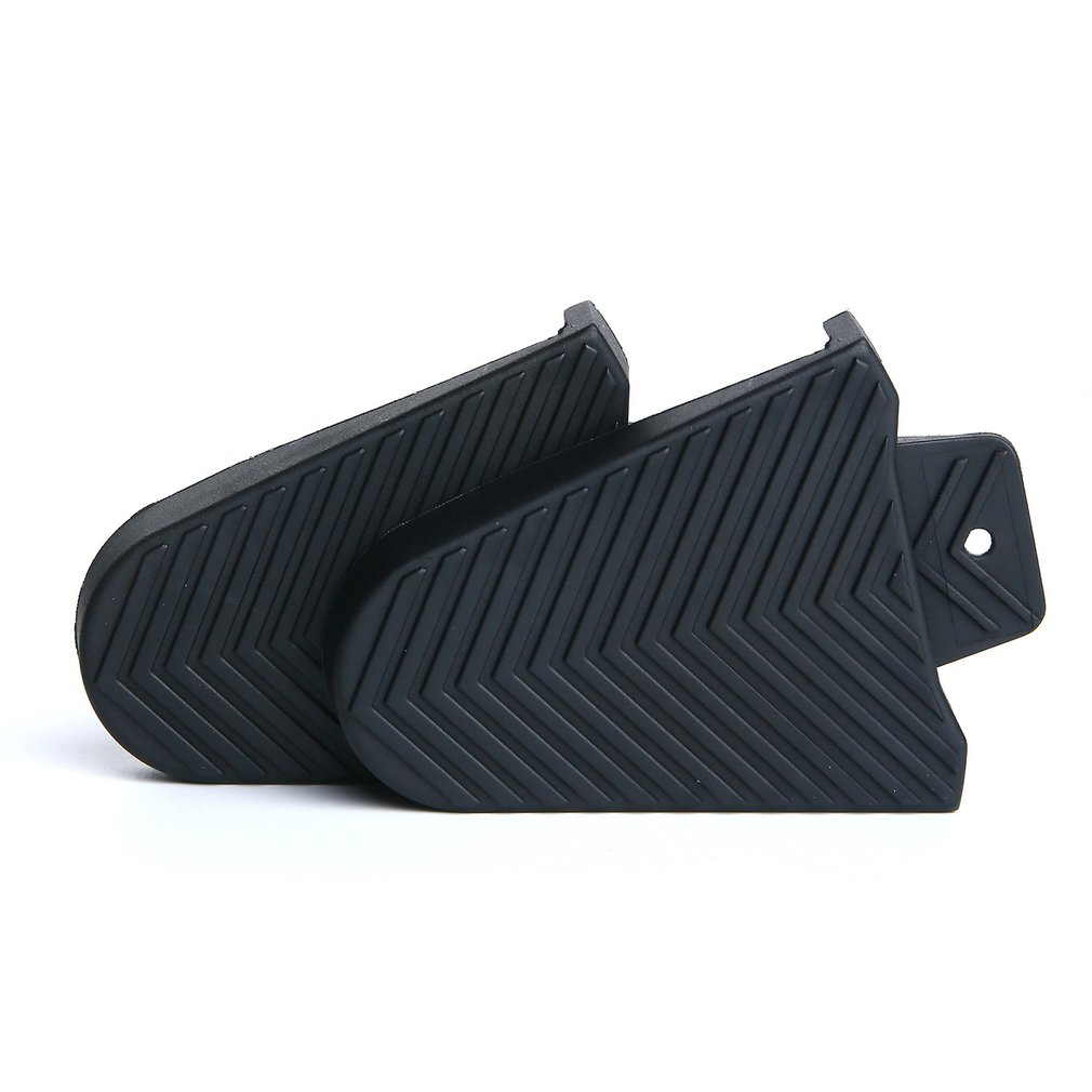 Rubber Pad Protective Sleeve Mountain Road Bicycle Part Self-Locking Cycling Clipless Pedals Plate Case