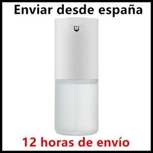 Image 1 - Xiaomi dispensador de jabón de manos automático, espuma infrarroja 0,25 s, con batería líquida, envío desde ES/RU