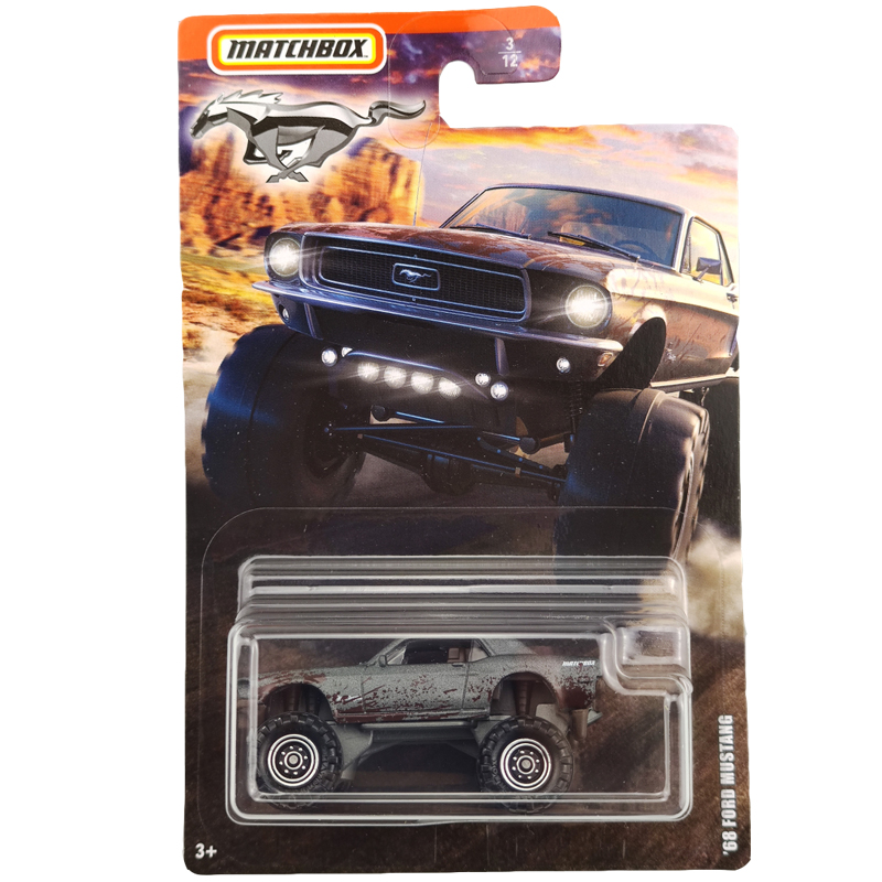 2020 Matchbox 1/64 Car 93 FORD MUSTANG LX SSP  19 FORD MUSTANG COUPE Metal Diecast Car Alloy Model Car Kids Toys Gift