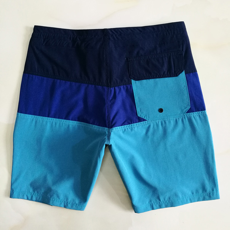 RRINSINS Mens Trunks Swim Quick Dry Summer Surf Beach Shorts Elastic Waist with Drawstring