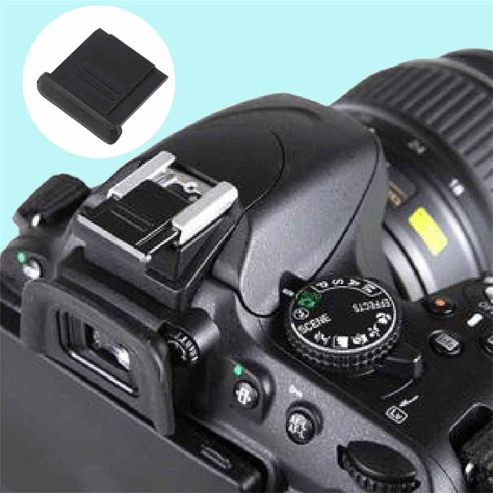 Flash Hot Shoe Cap Protector Protective Cover For Nikon BS-1 D90 D200 D300 BS-1 DSLR Camera Wholesale