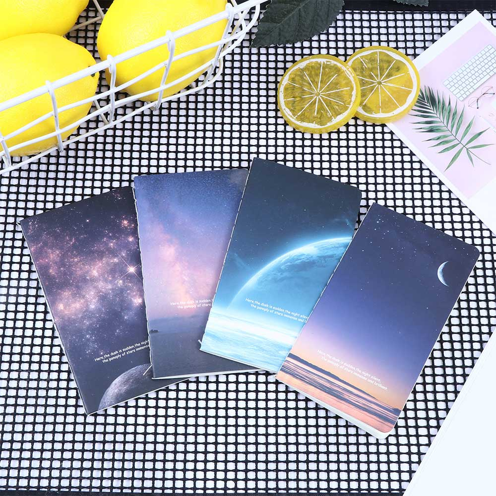 2PCS Fashion Korean Stationery Beautiful Wind 80k Car Line Small Book Small Gifts Notebook Office School Supplies