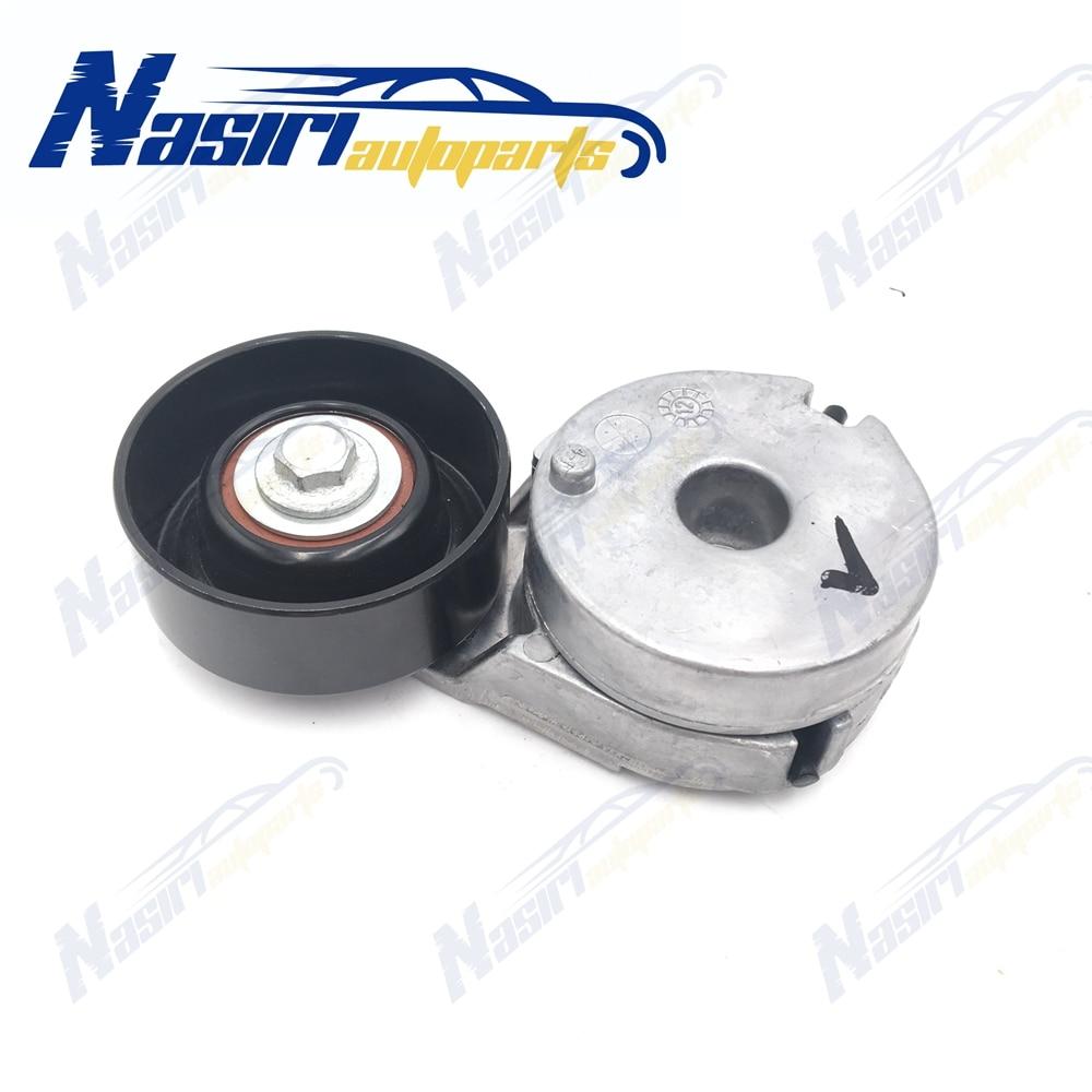 Overrunning Alternator Pulley fits NISSAN QASHQAI J10 1.6 07 to 13 HR16DE Auto
