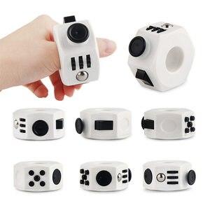 Антистресс куб игрушка деком пресс Ион Игрушка пресс Магия стресс и тревога облегчение де пресс Ион анти куб для детей и взрослых