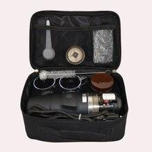 New Coming Avaloura 12v DC 65ml Capacity Portable Car Espresso Coffee Maker Machine