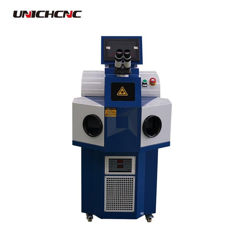 Gold Jewelry Laser Soldering Machine 200w Laser Welding Machine & Laser Welder Price