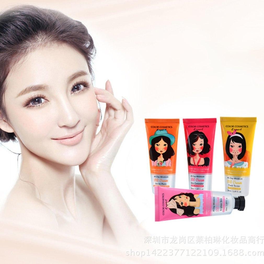 50ml Whitening Moisturizing BB Cream For Music Flower