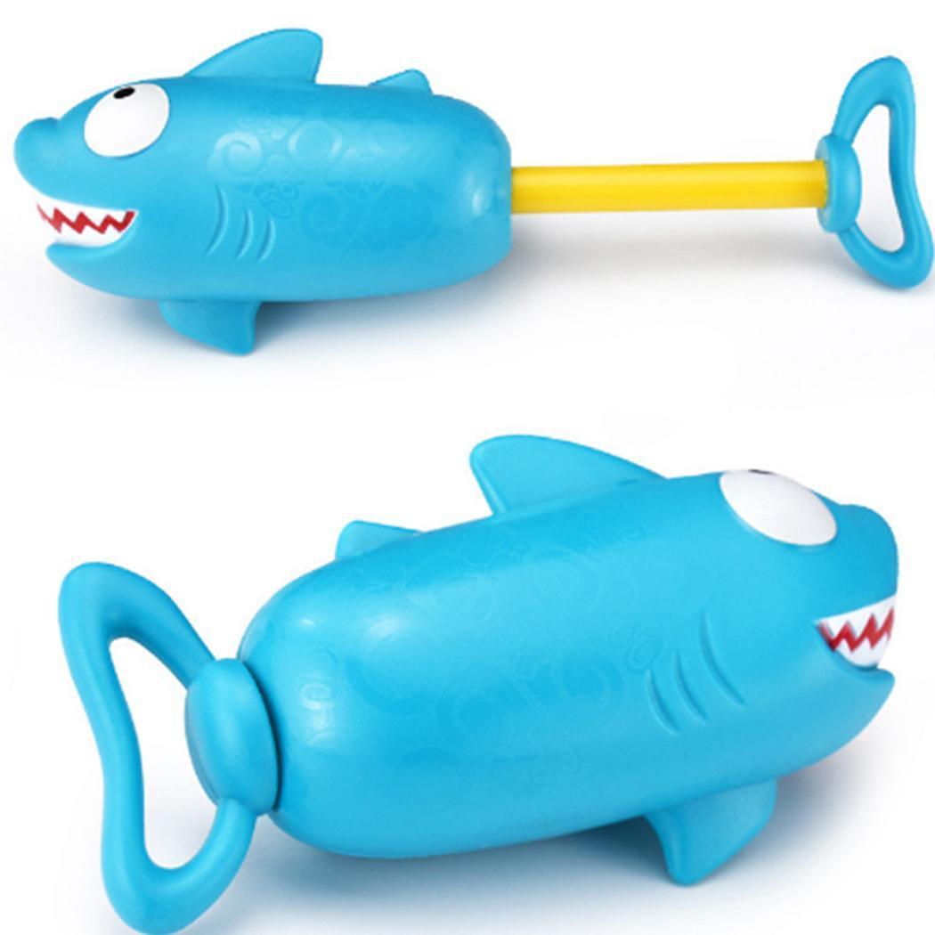Kids Sand Beach Pool Interactive Game 7-14 Years Old Summer Spray Water Toy Animal Water Hand Pull Type Gun