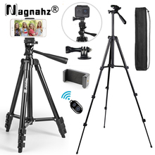 Tripod Photography-Stand Video-Camera Lightweight Huawei Phone Xiaomi For Gopro Universal