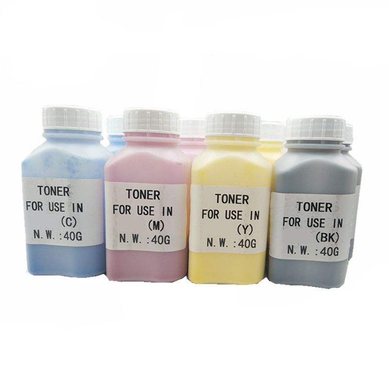 Yellow Toner Refill Kit for HP Q2672A LaserJet 3500 3550 Chip 1