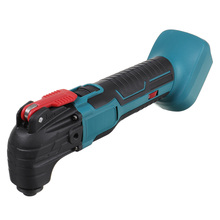 Cordless Oscillating Multi Tool Electric Trimmer Saw Renovation Power Tool Compatible for Makita 18V Battery 20000 RPM