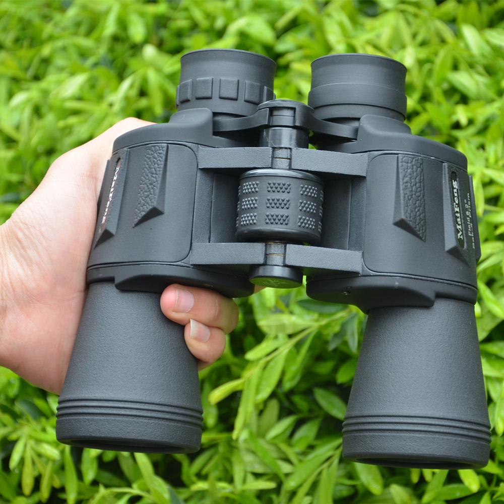 <font><b>MAIFENG</b></font> <font><b>20X50</b></font> BAK4 Optical Outdoor Hunting Binoculars Telescope Field-glasses Day And Night 56m/1000m No Night Vision image