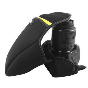 Image 3 - كاميرا حالة وقائية الحقيبة لنيكون D3500 D3400 D3300 D3200 D5600 D5500 D5300 D5200 D3100 D3000 مع 18 55 مللي متر عدسة