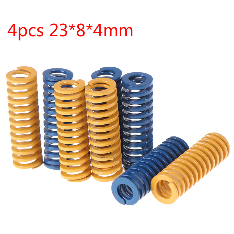 4pcs 23*8*4mm 3D Printer Parts Spring For Heated Bed Hotbed Tool Parts