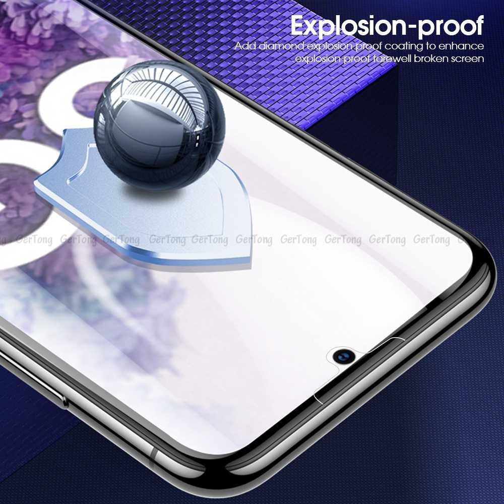 10D Full Bao Da Bảo Vệ Màn Hình Trong Cho Samsung Galaxy A10 A20 S A30 A50 A70 A10S S20 Plus S 20 Cực a71 A51 Miếng Dán Hydrogel Phim
