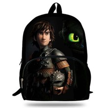 New fashion chic men and women children's school bag popular cartoon anime backpack sh110037