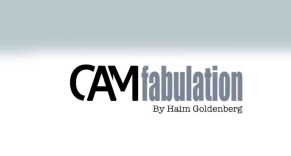 CAMfabulation By Haim Goldenberg Magic Tricks
