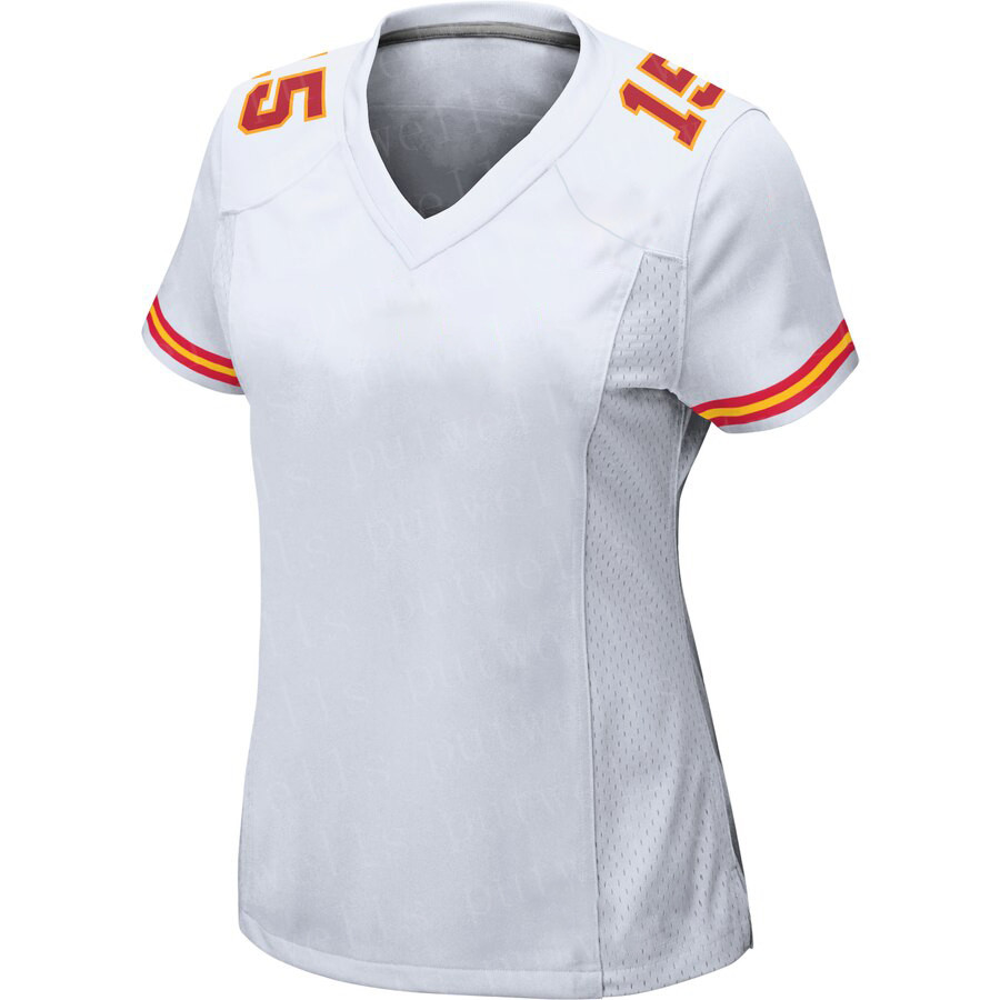 Womens American Football San Francisco Jersey Clyde Edwards ...