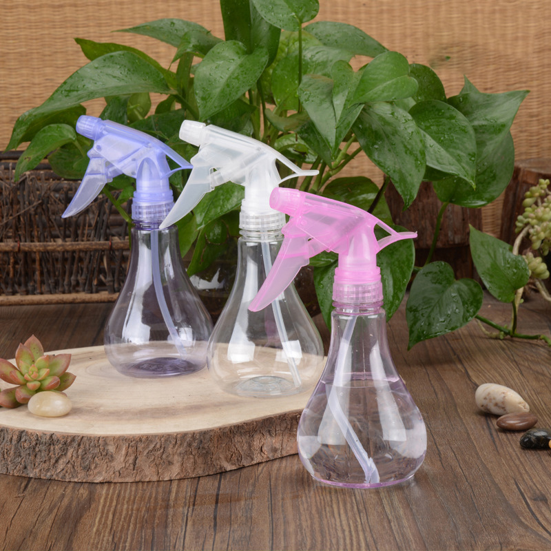 Planta flor rega pote casa spray garrafa jardim mão imprensa pulverizador de água plástico bonsai sprinkler garrafa recipiente latas