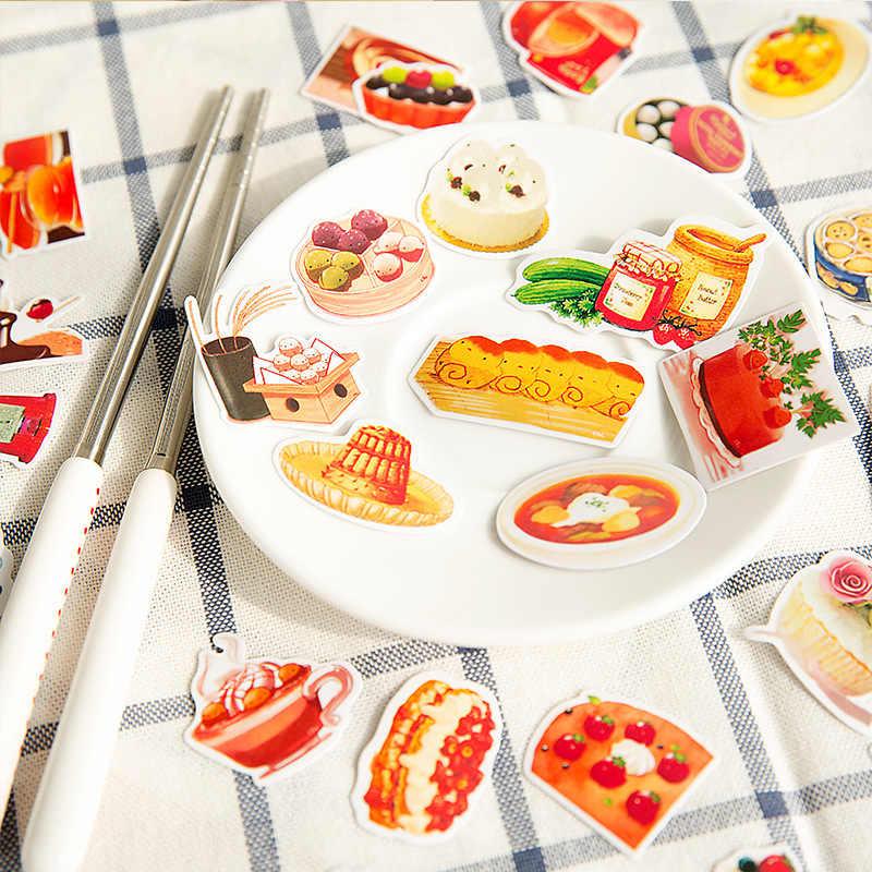 1 Pcs Kue dan Kue Kering Kartun Stiker Pesta Baru Hadiah Ulang Tahun untuk Anak Perempuan Pesta Perlengkapan Pesta Ulang Tahun nikmat