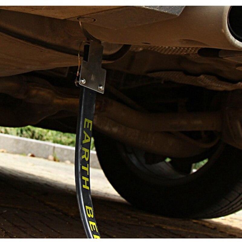 Wholesale 1 Pcs Car Anti Static Rubber Strap Eliminator Grounding Safe For Vehicle Driving V6