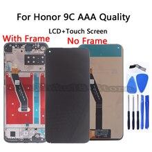 Alta qualidade para huawei honor 9c jogar 3 display lcd 10 tela de toque digitador assembléia peças para honra 9c 9 c AKA L29
