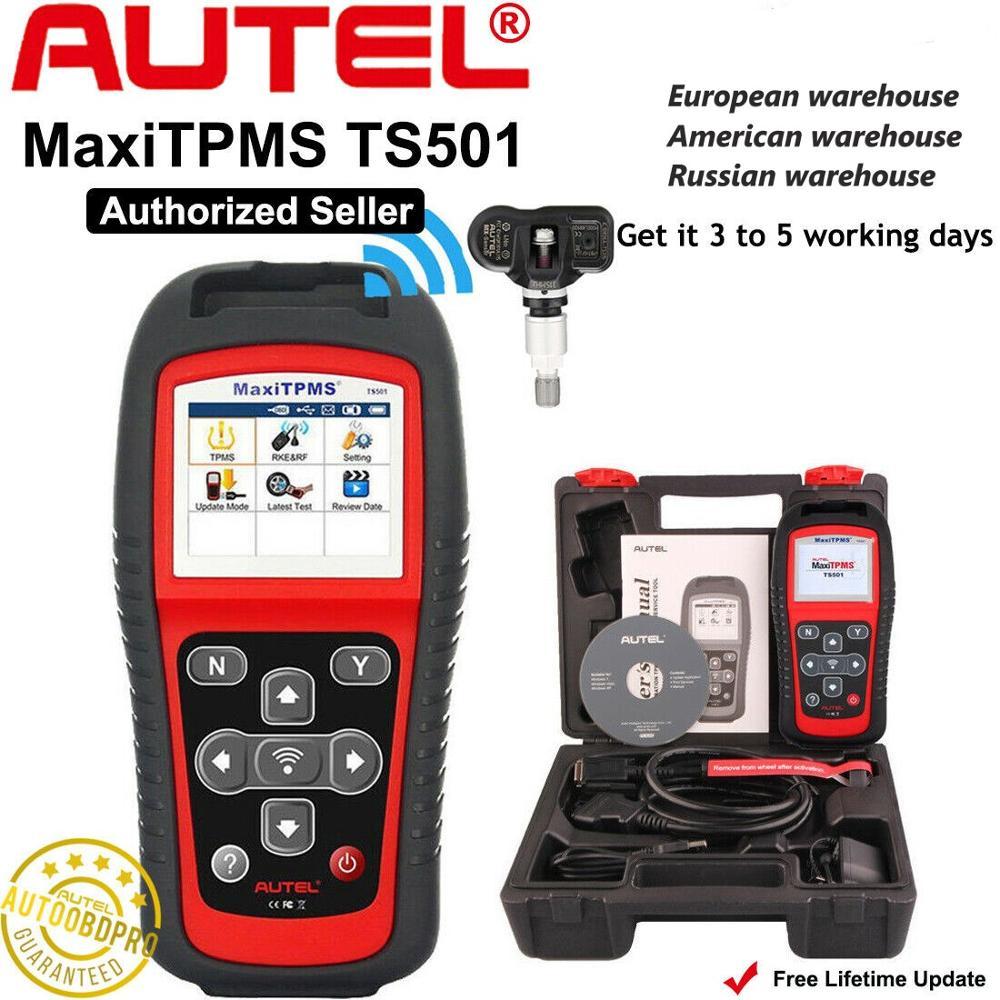 Autel TS501 TPMS Tire Pressure Sensors Activate And Decode Tool AS TS508 TS601|diagnostic tool|tpms diagnostic toolmaxitpms ts501 - AliExpress