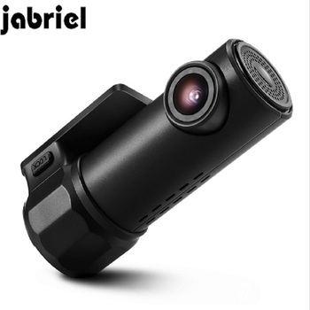 Jabriel Hidden Dash Cam Wifi Car DVR 1080P HD Night Vision Car Camera Auto Video Recorder G-sensor  Mobile APP control USB3.0