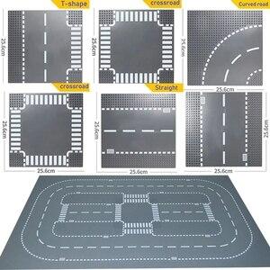 Image 4 - Plaques de Base classiques briques en plastique plaques de Base compatibles principales dimensions brank blocs de Construction jouets de Construction 32*32 points