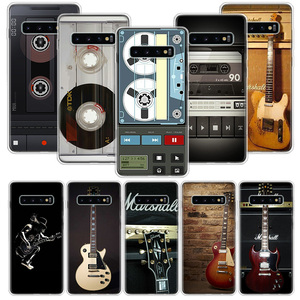 Чехол для гитарного усилителя Marshall, чехол для Samsung Galaxy A50 A70 A30 A20E A10 A40 A51 A71 M30S A10S A20S A6 A7 A8 A9 + Plus 2018