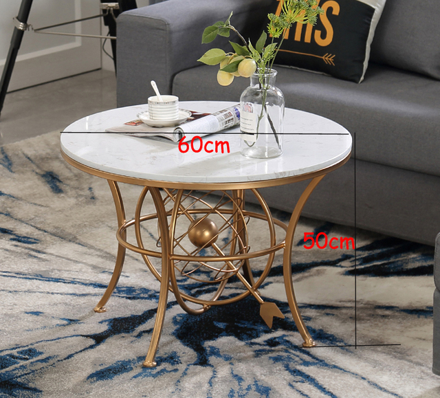 Marble Side Table  5