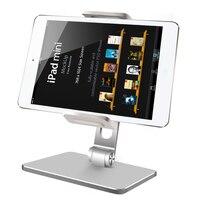 Soporte de escritorio para teléfono, base de Metal para tableta de escritorio, accesorios para iPad Air 2020, Pro 12 11 iPhone, Mini Samsung, Xiaomi Mi y Huawei