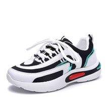 QWEDF/мужские туфли; сезон весна; Новинка; женская обувь; спортивная обувь; Повседневная сетчатая повседневная обувь для студентов; YB-17