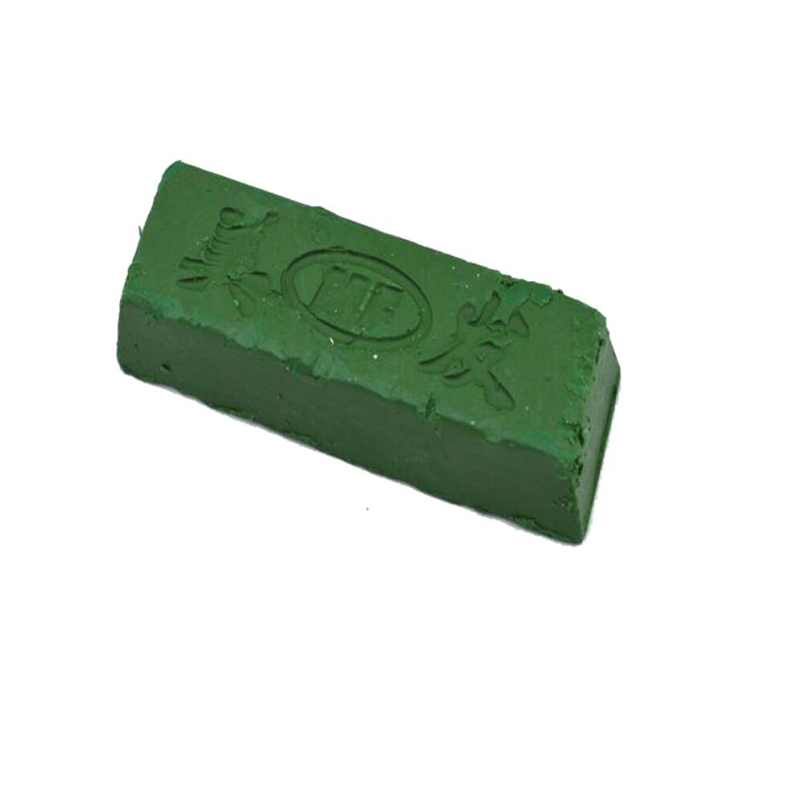 hegyező polírozó viaszpaszta fémek króm-oxid zöld - Csiszolószerszámok - Fénykép 1