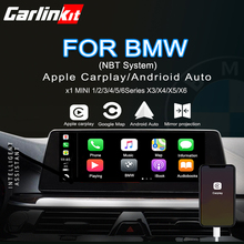Carlinkit Modified Carplay Module Mirrorlink for BMW 1/2/3/4/5/MINI X1/X2/X3/X4/X5/X6 With NBT System wried Carplay/Android Auto