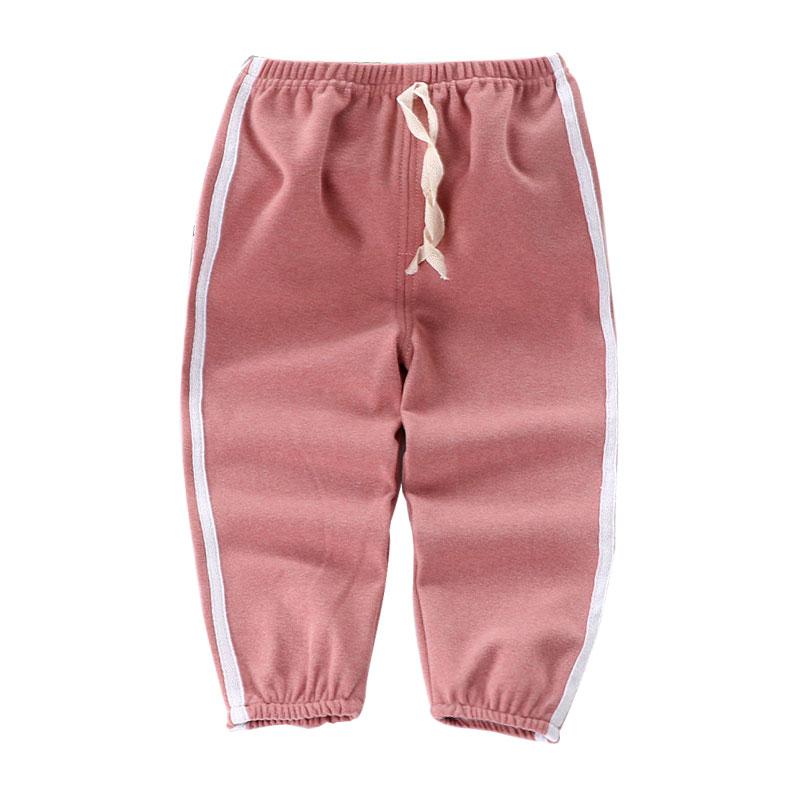 Kids Girls Sport Pants Baby Girls Pants For Boy Cotton Cotton Harem Casual Long Pants Children Trousers