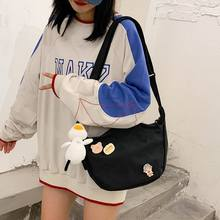 Женская модная забавная сумка с персонализированным мультяшным