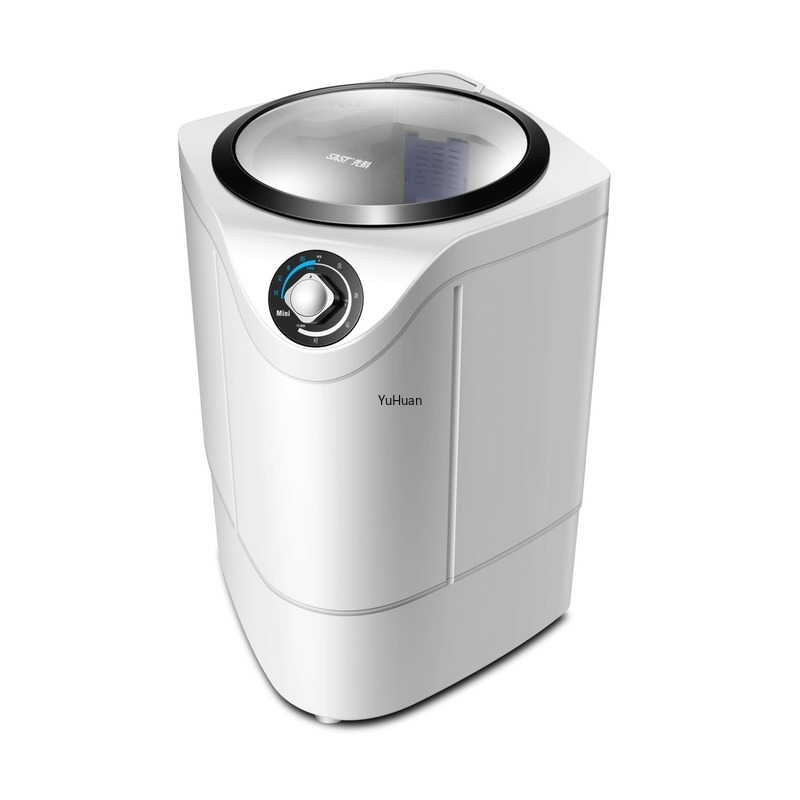 Top Loading  Household Semi-automatic  Portable Washing Machine  Washing Machine  Mini Washing Machine