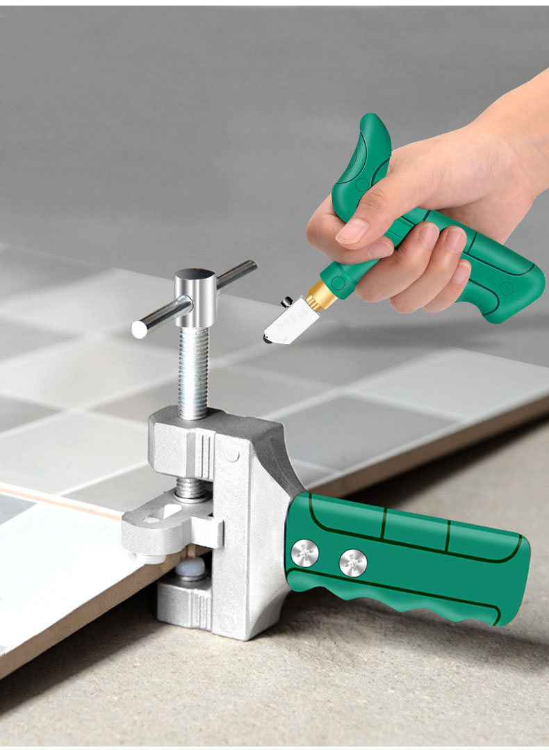 glass cutter ceramic tile cutter cutting thickness 3 18mm replacement cutter manual glass cutting tools tile tools diy craft
