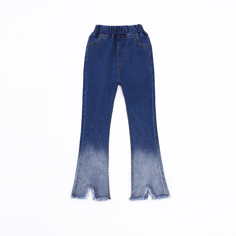 Image 4 - 2020 automne enfants vêtements filles jean décontracté mince denim bébé fille jean pour filles grands enfants jean pantalons longsgirls jeansjeans for girlsbaby girl jeans -