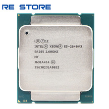 Processor CPU Intel Xeon E5-2640v3 8-Core Used 90w-Socket SR205
