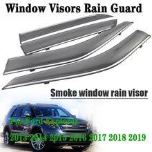 Для ford explorer 13 19 оконный козырек вентиляционные оттенки