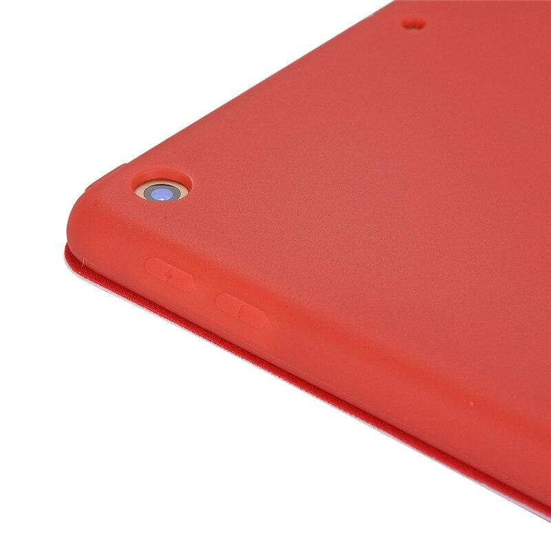 Soft 7th-Generation-Case Etui iPad for TPU 7 A2200 Ultra-Slim Pen TPU Back-Cover-Case