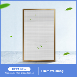 Air HEPA Filter For Panasonics Replacement PM2.5 Air Filter For F-ZXLP70C F-71C6VX-N F-71C6VX-A F-VJL75C F-VJL90C 458*277*35MM