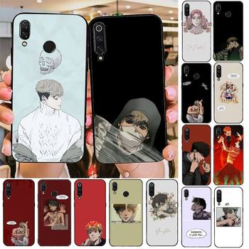 Babette Killing Stalking sangwoo Phone Case For Redmi note 8Pro 8T 6Pro 6A 9 Redmi 8 7 7A note 5 5A note 7 case image