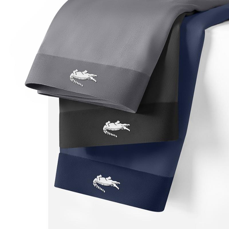 Brand Men\'s Underwear Graphene 3A Grade Antibacterial Pure Cotton Moisture Absorbent Soft Elastic Waistband Male Panties Boxer