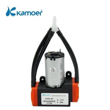 Kamoer KVP8  micro electric diaphragm air/vacuum pump  pump with brush motor and double head