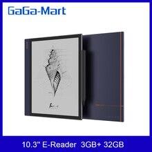 10,3 ''E-Reader BOOX Note Air обновленный Восьмиядерный 3 ГБ 32 ГБ BT & WiFi 1872x1404 E-ink Carta экран с защитной крышкой стилус