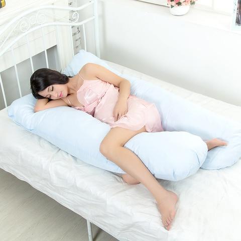 para gravidas confortavel u forma almofada do corpo